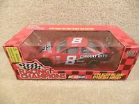 New 1997 Racing Champions 1:24 NASCAR Hut Stricklin Circuit City Thunderbird