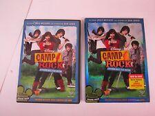 Camp Rock (DVD, 2008) with slip - Jonas Brothers - Demi Lovato - Alyson Stoner