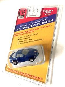 Life like #9743 CAMARO Blue Race Car HO Scale NEW
