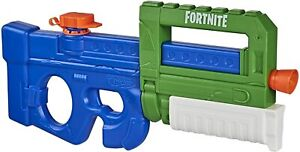 Nerf Super Soaker Fortnite Compact SMG Water Blaster Squirt Guns Hasbro