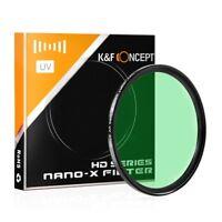 67 77 82mm Super Slim HD CPL Filter Multi-Coated German Glass Nano-X MRC by K&F
