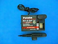 FUTABA 3 CHANNEL 27MHz FM MICRO RECEIVER WITH FAIL SAFE W/O CRYSTAL NEW IN BOX