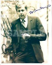 William B Davis signed 8x10 Autograph Photo RP - Free ShipN! X-Files Smoking Man