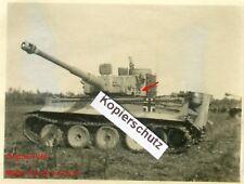 Panzer Typ TIGER schwere Panzer-Abteilung 502 mit Nummer 239 auf Turm
