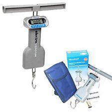 25kg Digital Electronic Weighing Scales Luggage Fishing Postal Hanging Electric