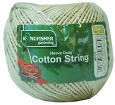 Kingfisher HDCS Cotton String - Garden/Crafts/Parceling - Heavy Duty