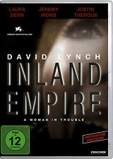 DVD * INLAND EMPIRE - A WOMAN IN TROUBLE  # NEU OVP
