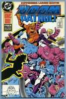 Doom Patrol #9 1988 Erik Larsen DC Comics