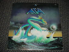ASIA - S/T - OOP 1982 1ST ISSUE W/ INNER SLEEVE - HEAT OF THE MOMENT - VG VG+