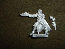 WHFB/WH40K/Mordheim Empire Female Witch hunter/Inquisitor.metal.(Non-GW).