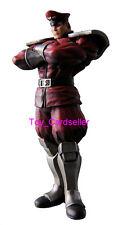 Bandai Super Modeling Soul Street Fighter IV 4 Collection Figure M. Bison Vega