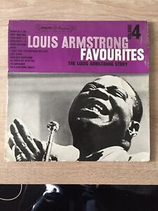 Louis Armstrong Favourites. Volume 4. Louis Armstrong Story