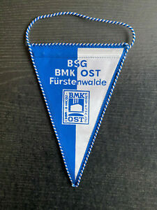 Alter Wimpel BSG BMK Ost Fürstenwalde