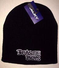 BEASTIE BOYS LICENSED BEANIE ROCK HIP HOP NEW! t-shirt new york