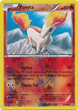 4X Ponyta (14/83) *REVERSE HOLO FOIL*   NM Pokemon Generations TCG  Common
