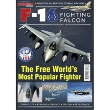 F-16 Fighting Falcon bookazine paper free worlds most popular fighter