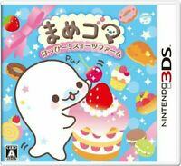 USED Nintendo 3DS Mamegoma Happy Suites farm