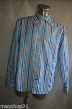 CHEMISE NODUS  TAILLE XL  / COL 43 / US 17  TBE /DRESS SHIRT/CAMISA /CAMICIA TBE
