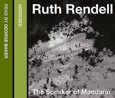 The Speaker of Mandarin by Ruth Rendell (CD-Audiobook, 2011) New & Sealed 3CD