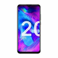 Smartphone Honor 20 Lite 128GB - Midnight Black (Senza operatore) (Dual SIM)Nero
