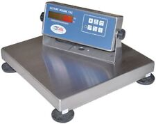 NEW Amcells EPS1 Series Stainless Steel Base Platform Scale