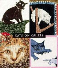 Cats on Quilts by Sandi Fox (2000, Hardcover)