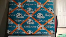 Miami DolphinsThemed Memory Board with Hooks