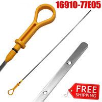1XEngine Oil Level Dipstick OEM 16910-77E05 For Suzuki Aerio/Esteem/Vitara 99-06