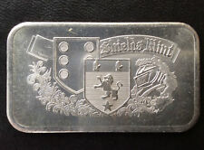 Shields Mint Commercial Bullion Silver Art Bar A3635