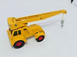 Taylor Jumbo Crane Matchbox King Size K-14 1964-71