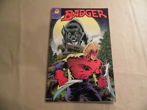 Badger #36 (First 1988) Free Domestic Shipping