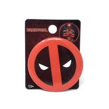 Deadpool Button Pin Badge