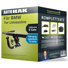 Anhängerkupplung abn. für BMW 7er Limousine +E-Satz NEU AHK