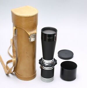 ZEISS TELE-TESSAR 500MM F/8 C for HASSELBLAD V SYSTEM - HOOD, CAPS, CASE