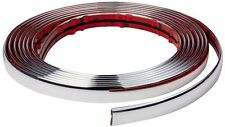 BANDE CHROME JEEP WRANGLER PATRIOT ROULEAU AUTOCOLLANTE 14MM 8 METRES