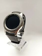 Samsung Galaxy Watch SM-R800 46mm Silver Case Classic Black Buckle - Bluetooth