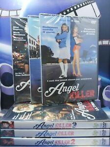 Angel Killer 1 - 2- 3- DVD