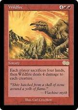 WILDFIRE Urza's Saga MTG Red Sorcery RARE