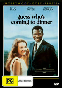 Guess Who's Coming To Dinner (Spencer Tracy, Sidney Poitier) DVD BRAND NEW
