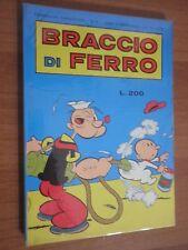 Braccio di Ferro n°9 1974 ed. Bianconi  stato Ottimo di Busta   L