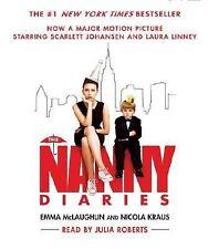 The Nanny Dieries by Kraus & McLaughlin 2004 Read by Julia Roberts Abridged
