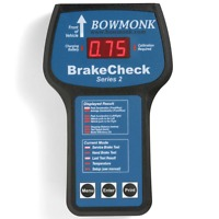 Bowmonk BrakeCheck Re Calibration Service - Test Required Every 2 Years