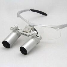 5.0X Medical Loupes Dentist Magnifier Binocular Dental Loupe Glasse Microsurgery