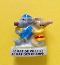 1 FEVE BRILLANTE > LE RAT DES VILLE ET LE RAT DES CHAMPS FABLE DE LA FONTAINE