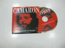 CAMARON CD SINGLE EUROPE LA LEYENDA DEL TIEMPO 2000 PROMO