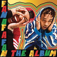 CHRIS BROWN & TYGA - FAN OF A FAN THE ALBUM: DELUXE EDITION CD ALBUM (2015)
