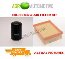 Essence service kit huile filtre à air pour peugeot 206 1.4 75 bhp 1998-12