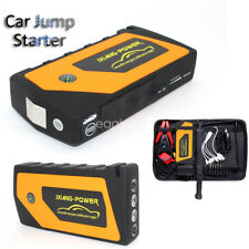 Portable Emergency Car Jump Starter 18000 mAh Power Bank Auto Charger Adapter