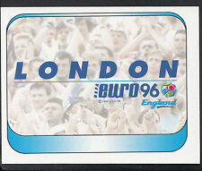 Merlin Football Sticker - UEFA Euro 1996 - No 101 - London