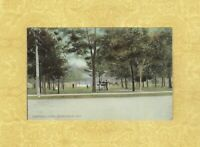 X Canada ONT Dunnville 1908-14 vintage postcard CENTRAL PARK PB JH SMITH